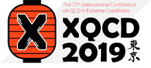 XQCD 2019 (The 17th International Conference on QCD in Extreme Conditions)